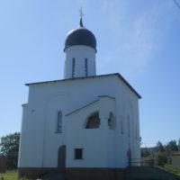 Храм иконы Божией Матери «Всех скорбящих радосте» в посёлке Коробицыно