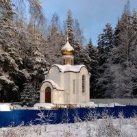 Храм святого Леонида Египетского в Ялкала в память всех погибших в войнах и бедствиях на Карельском перешейке